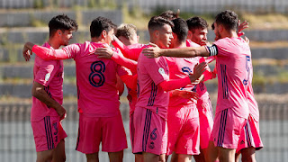 Se suspende el Real Madrid Castilla-Rayo Majadahonda.