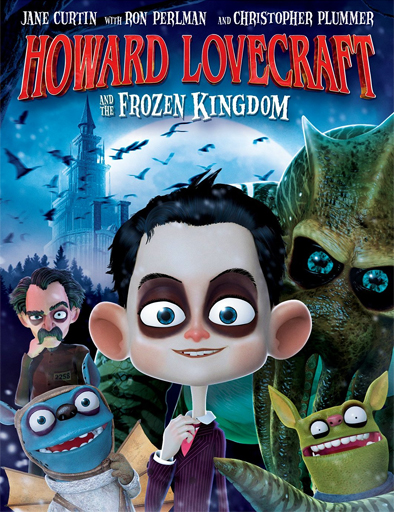 Ver Howard Lovecraft and the Frozen Kingdom (2016) Online