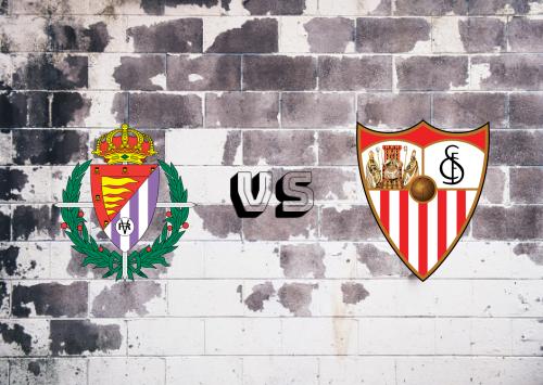 Real Valladolid vs Sevilla  Resumen