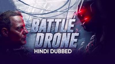 Battle Drone 2018 Full Movies Hindi English Telugu Tamil 480p WEBRip