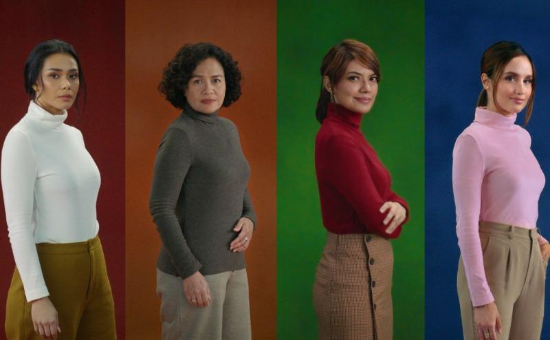 """Uniqlo Indonesia Bersama Najwa Shihab """"Di Mata Perempuan"""" Berbagi Kisah Keberanian dan Perjuangan untuk Saling Menguatkan"""