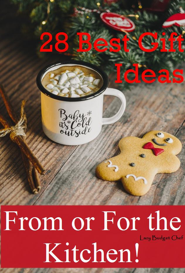 28 best holiday kitchen gift ideas