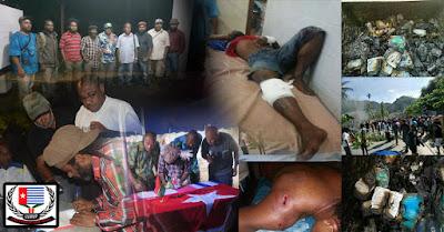 Dewan Komite ULMWP: Seluruh Rakyat Papua Jangan Terprovokasi dengan Skenario Murahan Pemerintah Indonesia