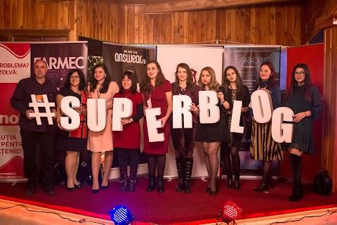 Am ajuns în sfârșit la Gala SuperBlog 2019