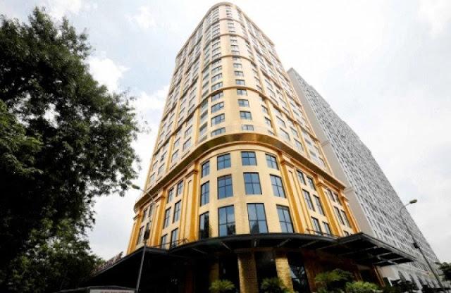 Khai trương khách sạn dát vàng đầu tiên ở Việt Nam