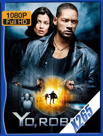 Yo, Robot (2004) OPEN MATTE BDRip 1080p x265 Latino [GoogleDrive] Ivan092