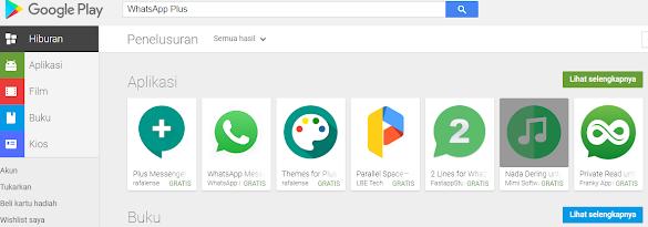 Whatsapp Plus, Kelebihannya Menggiurkan, Anda Ingin Menggunakannya