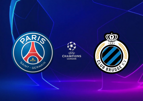 PSG vs Club Brugge -Highlights 6 November 2019