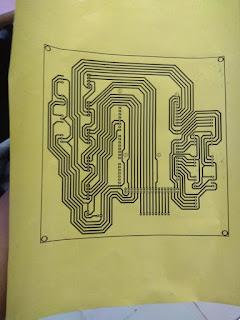 Layout PCB