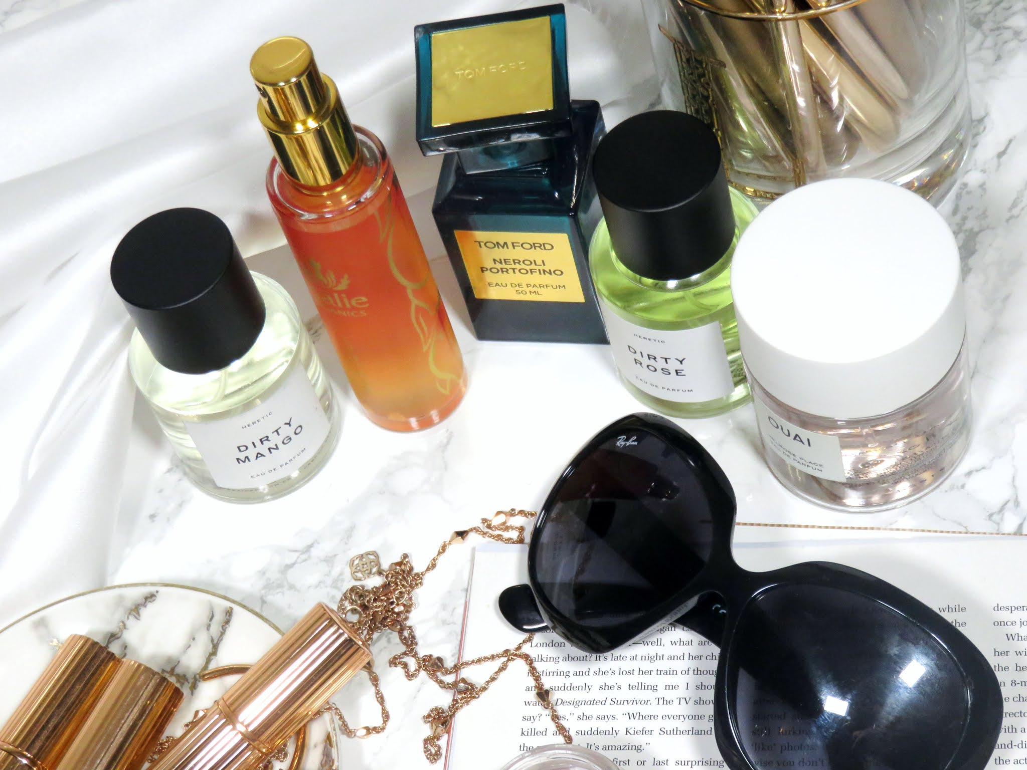 5 Summer Fragrances