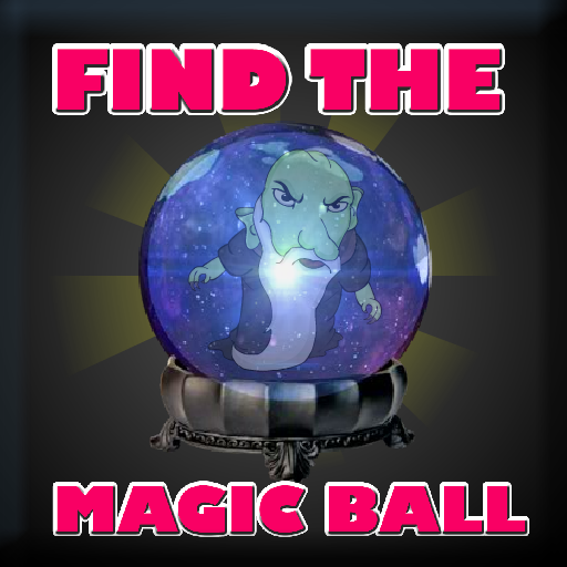 Find The Magic Ball Walkthrough