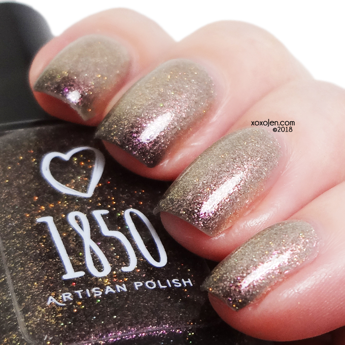 xoxoJen's swatch of 1850 Artisan Groundbreaker