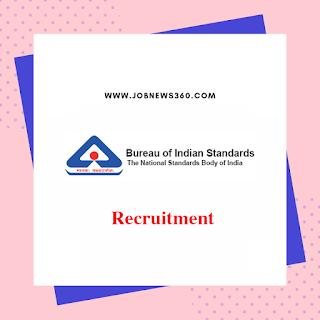BIS Recruitment 2019 for various posts (115 Vacancies)
