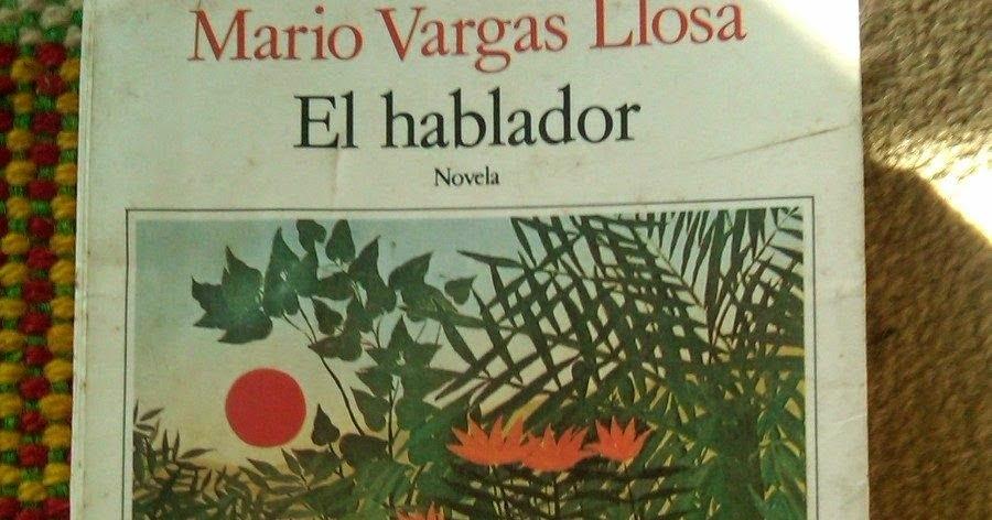 El Hablador - Mario Vargas Llosa - $ 190,00 en Mercado Libre