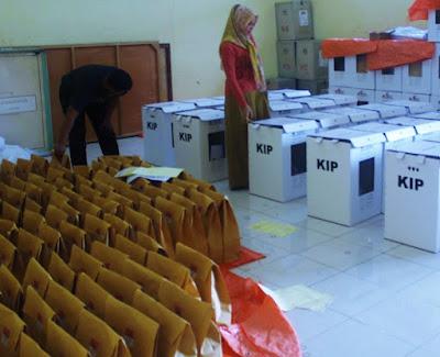 November 2020, Pendistribusian Logistik Pilkada Ke Seluruh Wilayah Kepri