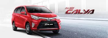 Harga Mobil Toyota Calya Kredit Terbaru Saat Ini