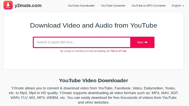 download-videos-from-internet-using-y2mate