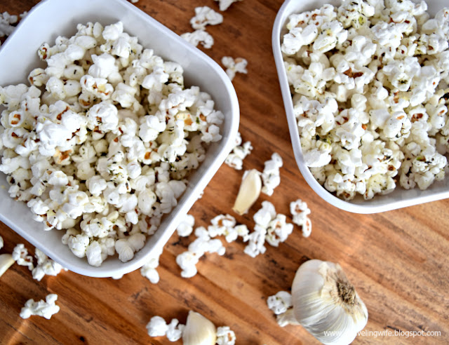 Five Days of Popcorn series