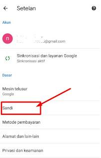 Cara Melihat Password Facebook Yang Lupa Lewat Google Chrome