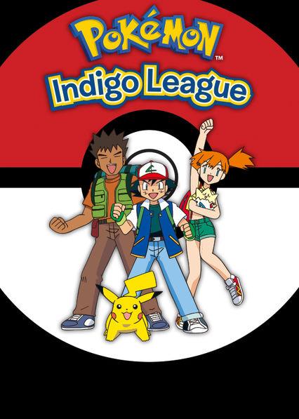 Pokémon indigo league (2000) Temporada 1 WEB-DL 1080p Latino