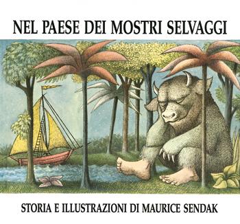 Copertina del libro: Nel paese dei mostri selvatici