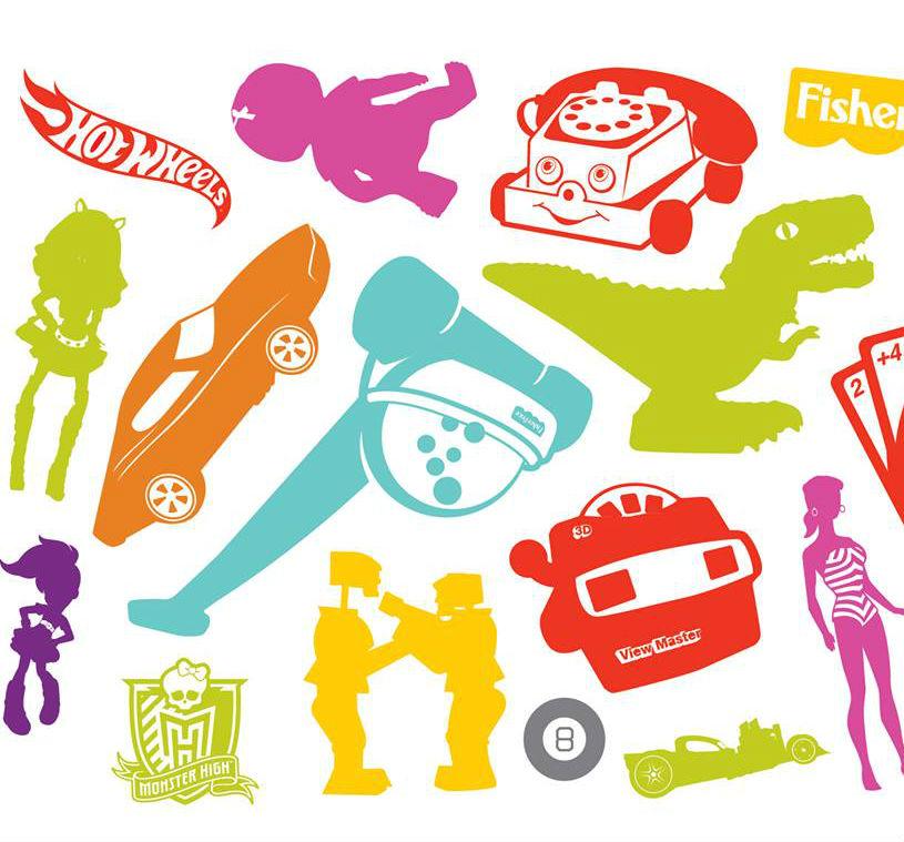 Mattel Toys Warehouse 99