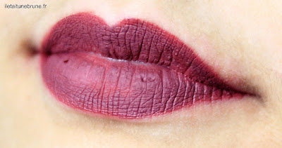 swatch velvet slipper matte me sleek makeup