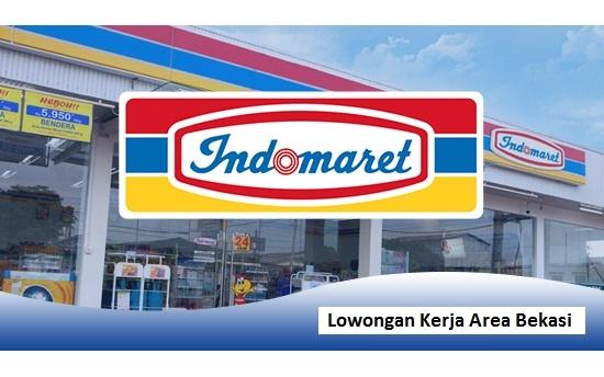 Lowongan Kerja PT Indomarco Prsimatama (Indomaret Group) Area Bekasi (Lulusan SMA/SMK/Setara/D3/S1/S2)