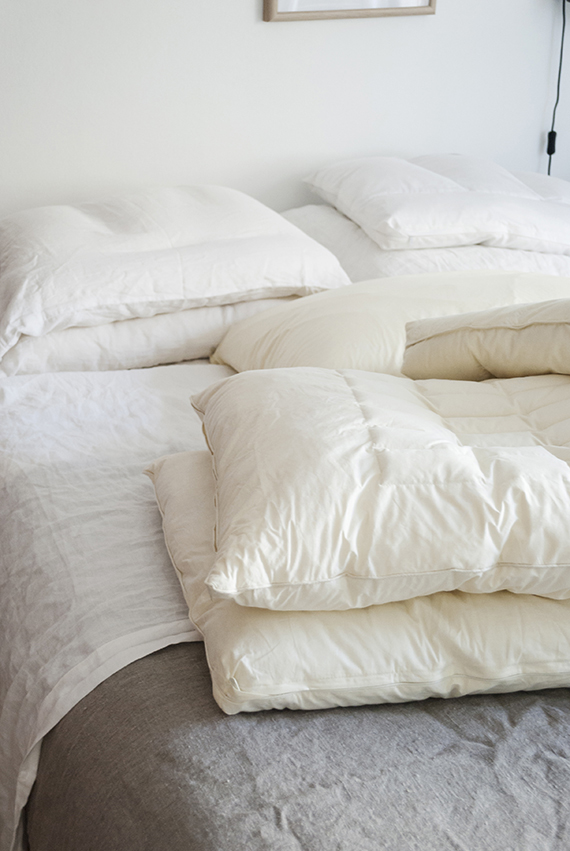 Natural pillows by COCO-MAT. A review by My Paradissi