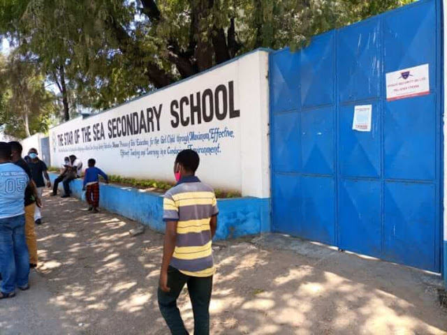 Star of the Sea Secondary School photos in Mombasa