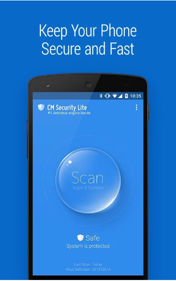 cm security lite