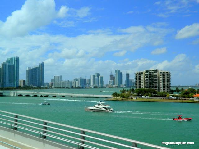 Baía de Biscayne, Miami