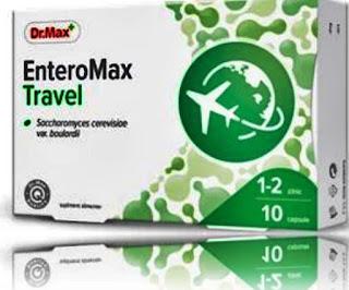 Dr.Max Enteromax Travel păreri forum probiotice antibiotice