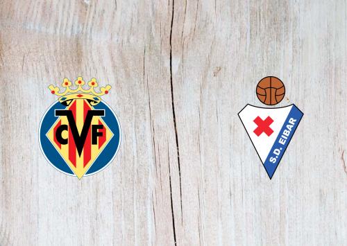 Villarreal vs Eibar -Highlights 19 September 2020