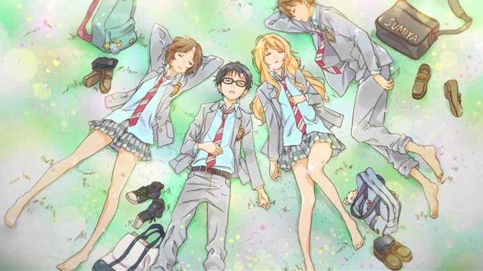 10 Rekomendasi Anime Bertema Musik Atau Grup Band Idol Terbaik