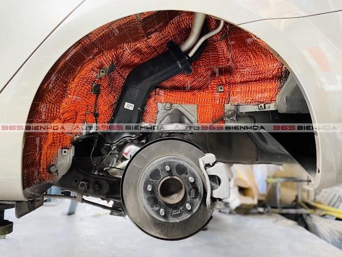 Nâng cấp nhẹ cho bác xế Kia Cerato tại Auto365 Biên Hoà