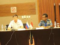 Tingkatkan Profesionalisme Penanganan SAR Kelas Dunia, TNI AL dan Russian Navy Laksanakan Latma Di Yogyakarta.