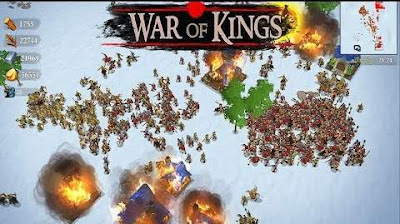 War of Kings MOD (Unlimited Everything) APK for Android