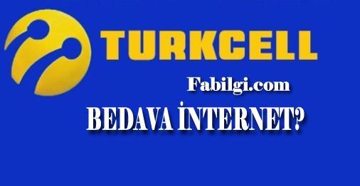 Turkcell Bedava İnternet Kazanma Uygulaması 2020 (Haftalık 1GB)