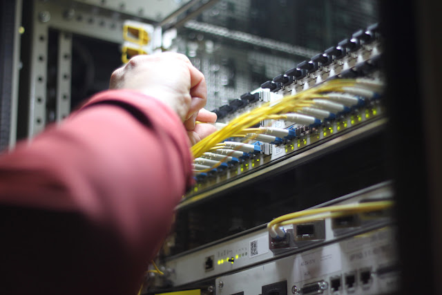 glasvezel, verbinding, installatie, netwerk, infrastructuur, kabels