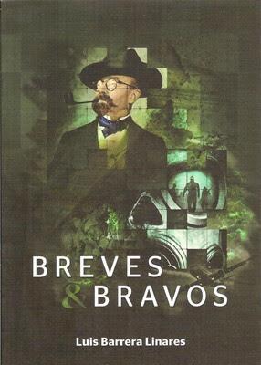 Carátula de Breves y Brabos (Luis Barrera Linares - 2014)