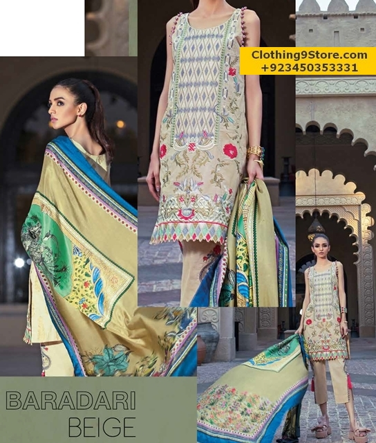 Formal Dresses By Tena Durrani For 2017-18