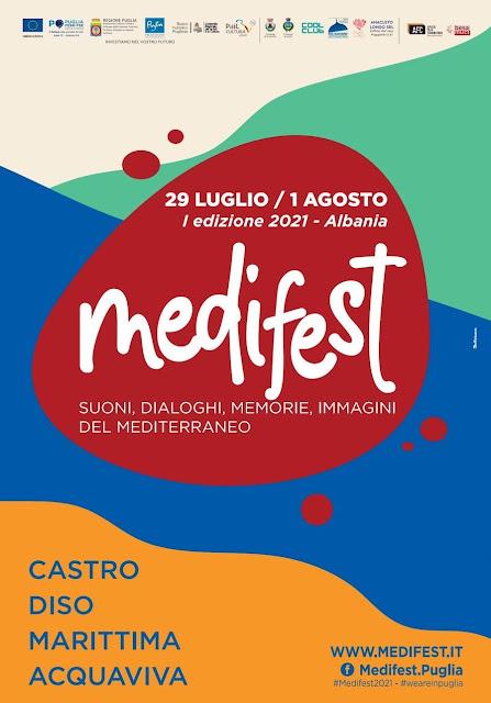 Dal 29 luglio in Salento la prima edizione del MediFest dedicata all'Albania
