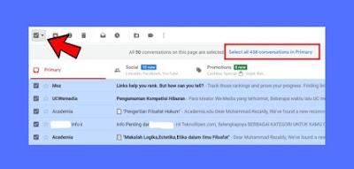 Cara Berhenti Berlangganan Email dari Academia.edu