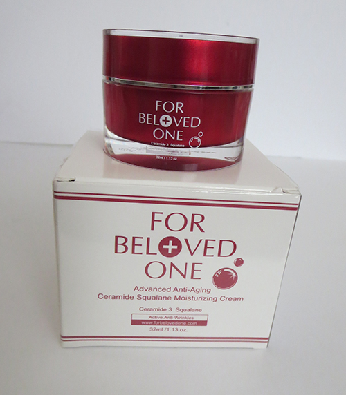 For Beloved One Advanced Anti-Aging Ceramide ~ #Review