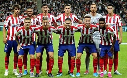 Daftar Pemain Atletico Madrid