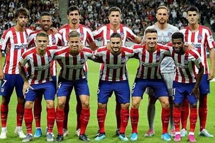 Daftar Skuad Pemain Atletico Madrid 2020-2021 [Terbaru]