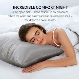 Satin Pillowcase Ultra Comfort, pillow cases, pillow case satin