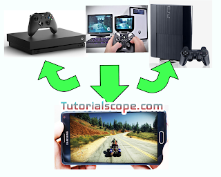 How to Play Xbox one, PC and Ps3 Games on Android Phone