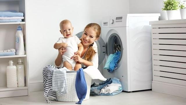 Στους πόσους βαθμούς πρέπει να πλένουμε τα βρεφικά ρούχα